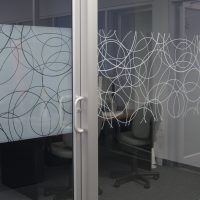 glass graphics, swirl graphics
